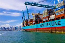 Møller-Maersk macht weiter Miese