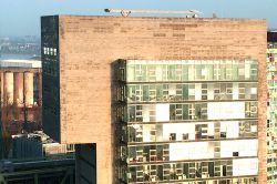 KGAL erwirbt DOCK Büroimmobilie im Medienhafen Düsseldorf