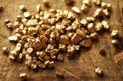 Goldpreis fällt auf Fünfjahrestief