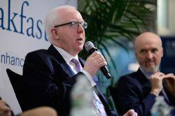 ThomasLloyd als Referent bei IWF- und Weltbank-Tagung