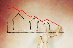 Stimmung der deutschen Immobilienfinanzierer fällt auf Fünfjahrestief