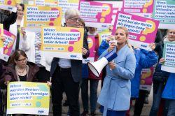 """""""Brauchen eine gesetzliche Rentenversicherung für alle – auch Abgeordnete sollen einzahlen!"""""""
