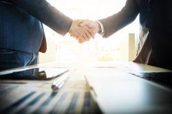 Volksbank und Sparkasse eröffnen erste gemeinsame Filiale