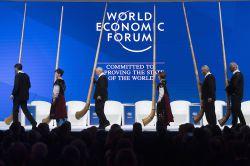 Davos: Kritik am Weltwirtschaftsforum