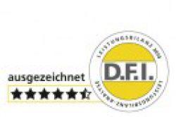 D.F.I. vergibt 5,5 Sterne für LHI-Leistungsbilanz 2011