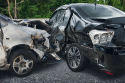 Weniger Autounfälle wegen Corona-Pandemie