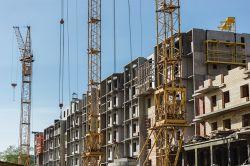 Baubranche: Arbeitsvolumen und Beschäftigung legen zu