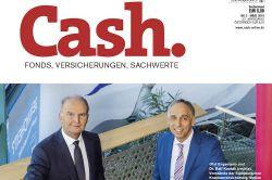 Ab Donnerstag erhältlich: Die neue Cash 03/2019!