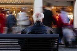 Anstieg der Lebenserwartung flacht ab