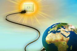 Energiewende lässt deutsche Aktien glänzen