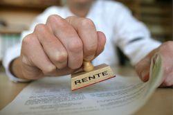 Regierung will Renten in Deutschland absichern