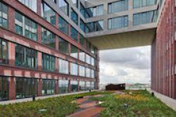 Wölbern Invest erwirbt Green Building in der Hafencity Amsterdams