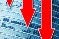 Umsatzeinbruch an den deutschen Büromärkten