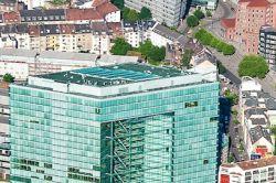 Hannover Leasing erwirbt Düsseldorfs Stadttor