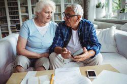 Altersarmut: Jeder Zweite fürchtet sich
