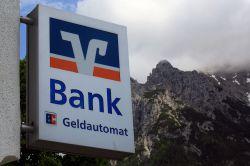 Immer weniger Volks- und Raiffeisenbanken