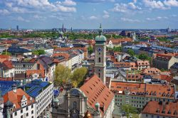 München: Rekordumsätze bei Wohnimmobilien