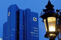 Die Märkte lieben es, die Deutsche Bank zu hassen