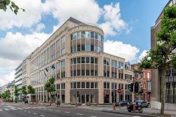 KanAm kauft Bürohaus im Brüsseler Europaviertel
