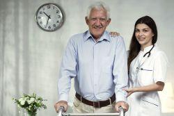 Pflegefall: Deutsche fühlen sich schlecht abgesichert
