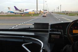 R+V stellt Forschungsprojekt zu fahrerlosen Shuttle-Bussen vor
