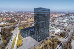 """SZ Tower"" in München geht an Spezialfonds"