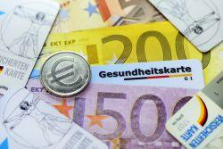 Gesundheit: Mehr als eine Milliarde Euro pro Tag