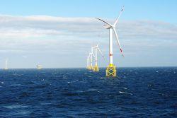 Tennet will Insel für Windstrom in der Nordsee bauen