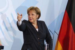 Die Versprechen der Angela M. auf dem Deutschen Mietertag