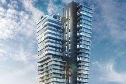 Höchster Wohnturm Baden-Württembergs finanziert