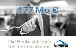 Fairvesta platziert 177 Millionen Euro