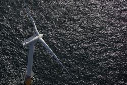 Senvion bietet große Offshore-Anlage für schwimmenden Windpark an