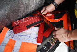 Unfall: Wie Fahrer richtig reagieren