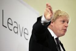 """Wahlsieger Johnson sieht """"machtvolles Mandat"""" für Brexit"""