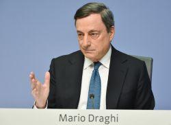 Draghi: EZB nicht für Bitcoin-Regulierung zuständig