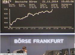 Deutscher Aktienmarkt ist kurzfristig auf Erholungskurs