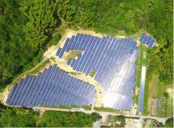Dritter Japan-Solarpark am Netz