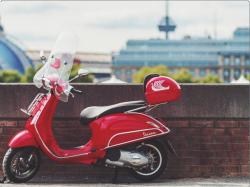 Fahren ohne gültiges Kennzeichen: Für Rollerfahrer wird's teuer