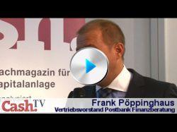 Frank Pöppinghaus/Postbank Finanzberatung