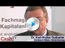 Dr. Karl-Walter Gutberlet/Allianz