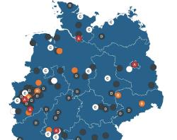 A, B, C oder D Standort – welche Stadt wie klassifiziert ist