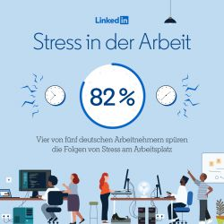 Tabuthema Stress am Arbeitsplatz: Mehr als 80 Prozent betroffen