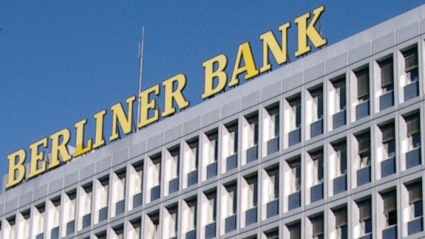 Titel Wechsel Berliner Bank Wird Zur Deutschen Bank