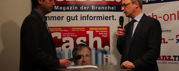 """""""Deutsche Institutionelle von Sachwertanlagen überzeugen"""""""